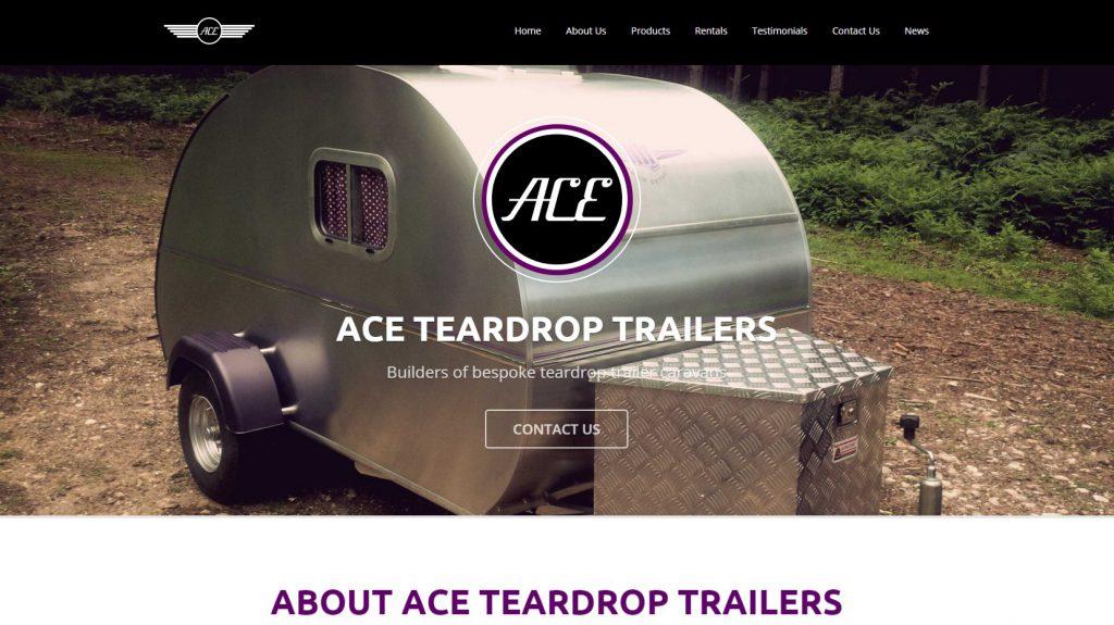Ace Teardrop Trailers