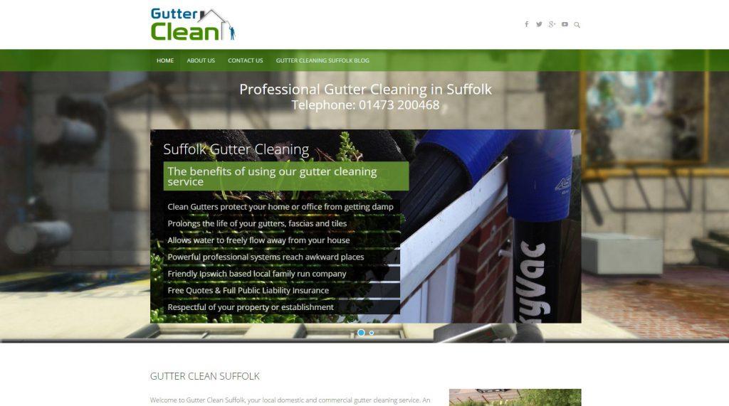 Suffolk Gutter Clean